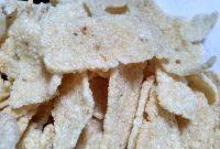 Cara Membuat Kerupuk Nasi Tanpa Obat / Boraks 2