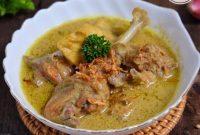 Resep Kare ayam kampung 2