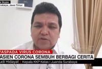 Alhamdulillah! Inilah Beberapa Tips dari Pasien Sembuh Corona di Surabaya 4